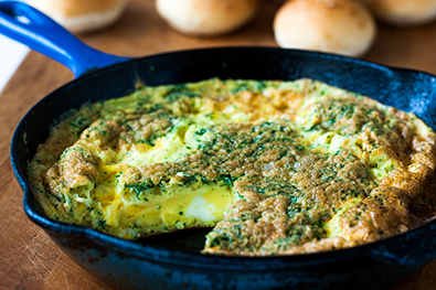 RECIPECheesefrittata